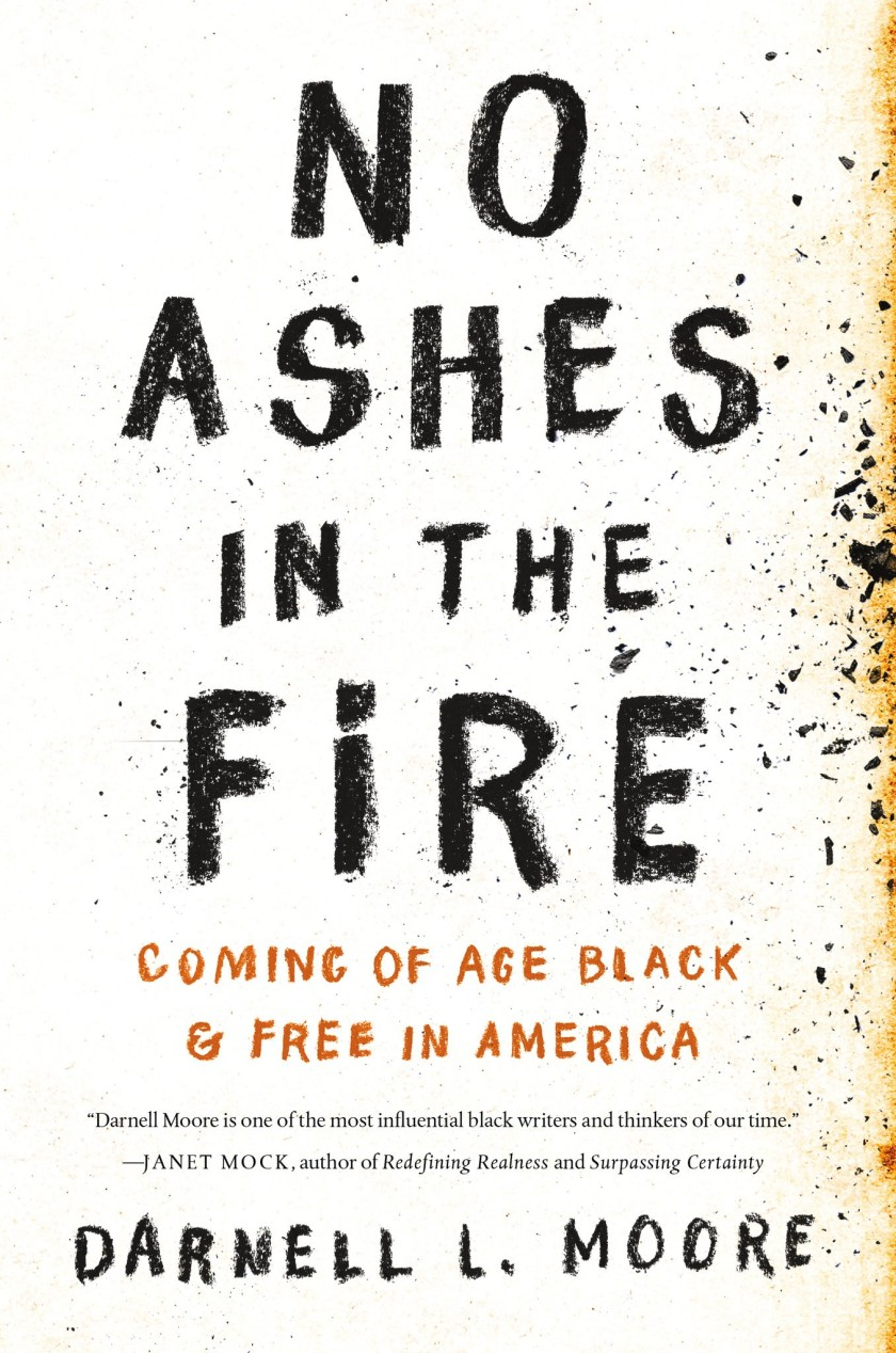 SOMA Justice chose this book for its February book club and Darnell Moore will be attending the discussion next week.